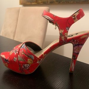 G by Guess Shoes - G BY GUESS High Heel Sandals